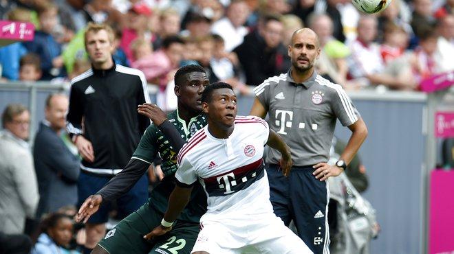 Bayern zajął ostatnie miejsce w turnieju. Przegrał dwa razy!