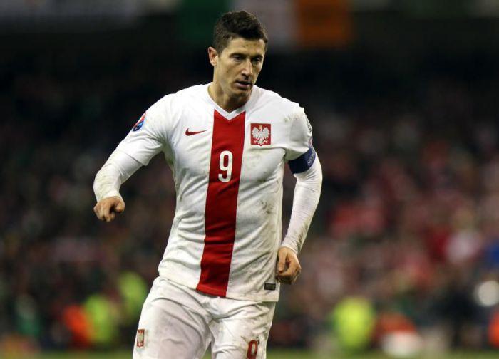 Ranking IFFHS: Lewandowski na wysokim, piątym miejscu!
