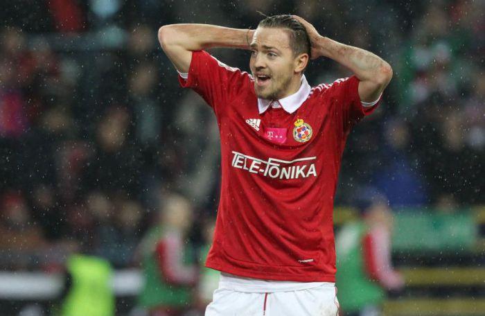 Sikorski dobrze spisywał się w Rosji, ale znowu musi szukać klubu!