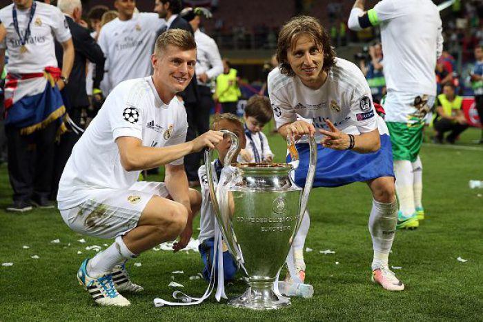 Real nie chce oddawać żadnej z dwóch gwiazd, a taki warunek stawia Juventus!