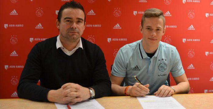 Polski bramkarski talent podpisał umowę z Ajaxem Amsterdam!