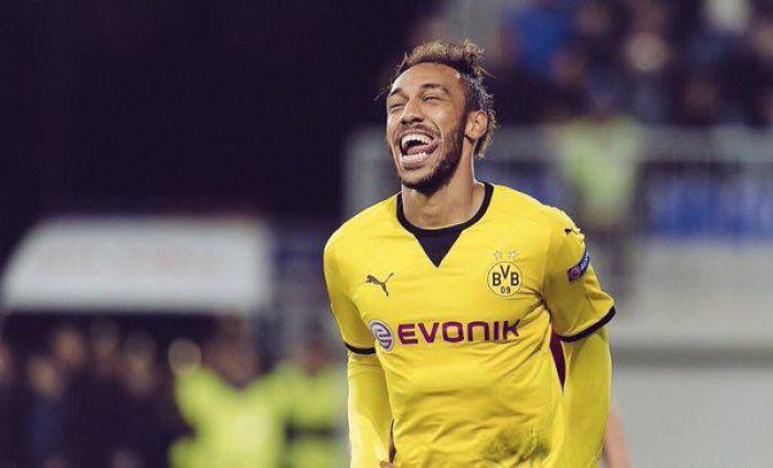 Aubameyang podpadł w Borussii Dortmund. Stracił trochę pieniędzy, ale w sumie pewnie nie może narzekać...
