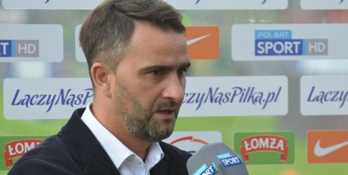 To on zastąpił Franciszka Smudę. Spadkowicz z Lotto Ekstraklasy ma nowego trenera