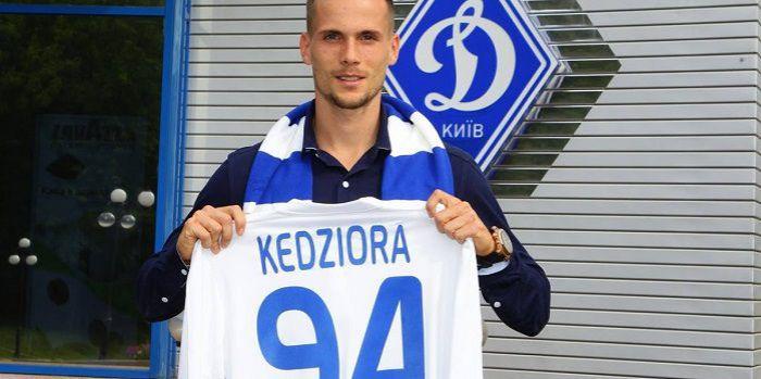 Tomasz Kędziora ma to już za sobą. Zagrał pierwszy raz w nowym klubie