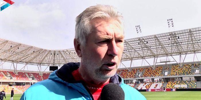 Ta porażka przesądzi o jego losie. Jan Kocian straci pracę w Nice I lidze