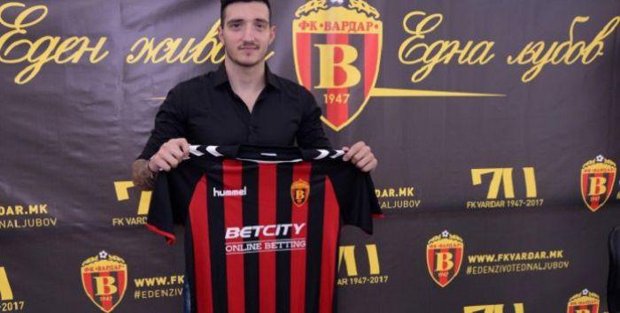 Długo grał w Koronie Kielce. Teraz dołączył do uczestnika fazy grupowej Ligi Europy