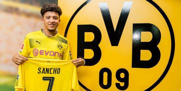 Borussia Dortmund pozyskała wielki talent. Jest nazywany ,,Czarodziejem z Anglii
