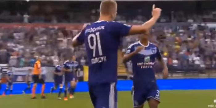 Teodorczyk bohaterem Anderlechtu Bruksela. Trafił w 90. minucie. Dwa gole młodego snajpera (VIDEO)