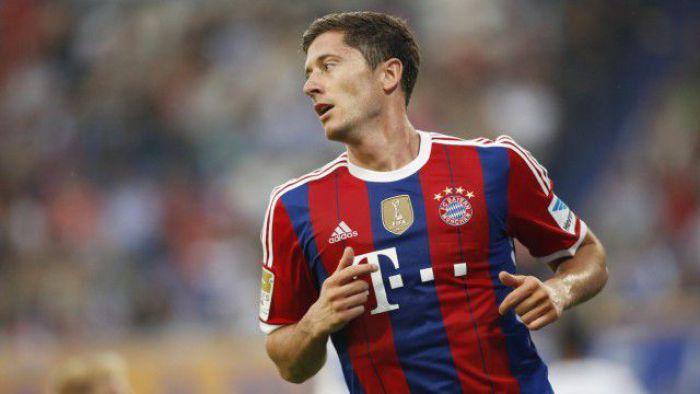 Gorąco na linii Lewandowski-Bayern. Cieszy to angielskie kluby
