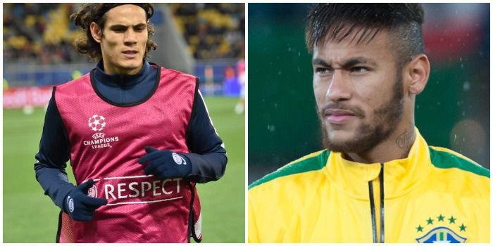 Cavani i Neymar urządzili ,,dogrywkę