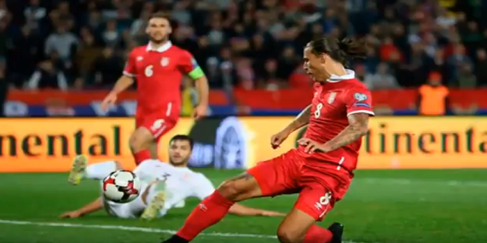 Prijović został bohaterem Serbii. Na mundialu liczy na mecz z Polską, ale pod jednym warunkiem