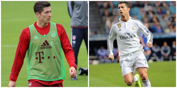 Lewandowski nie trafi do Realu. Wszystko przez Cristiano Ronaldo?