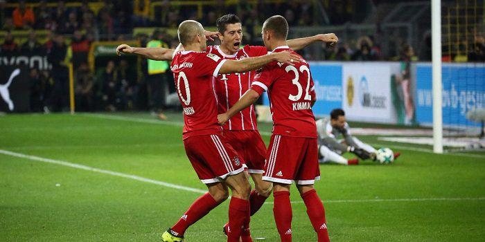 Hit dla Bayernu. Lewandowski jednak bez rekordu