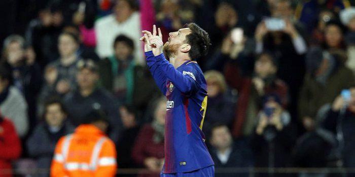 Barcelona wreszcie znalazła sposób na Celtę i jest w ćwierćfinale Copa del Rey. Genialna asysta Messiego (VIDEO)