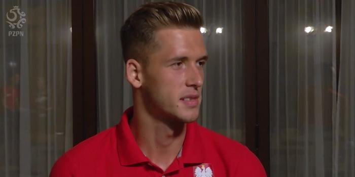 Paweł Bochniewicz oficjalnie piłkarzem Górnika Zabrze (VIDEO)