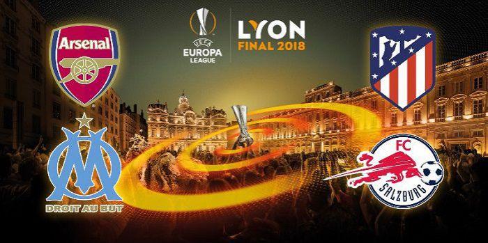 Znamy pary 1/2 finału Ligi Europy! Jest wielki hit w półfinale!