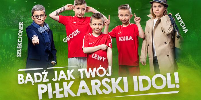 To już ostatni dzwonek, by upodobnić się do swojego idola i zgarnąć oryginalną koszulkę reprezentacji Polski!