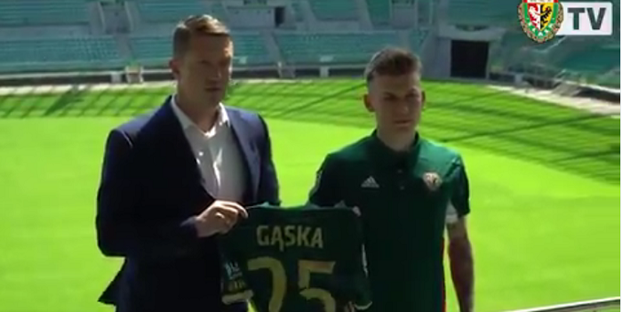 Śląsk wyciągnął talent z Nice I ligi. Damian Gąska zagra we Wrocławiu