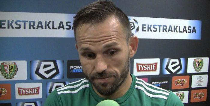 Mariusz Pawełek opuszcza Jagiellonię. Zagra w Nice I lidze