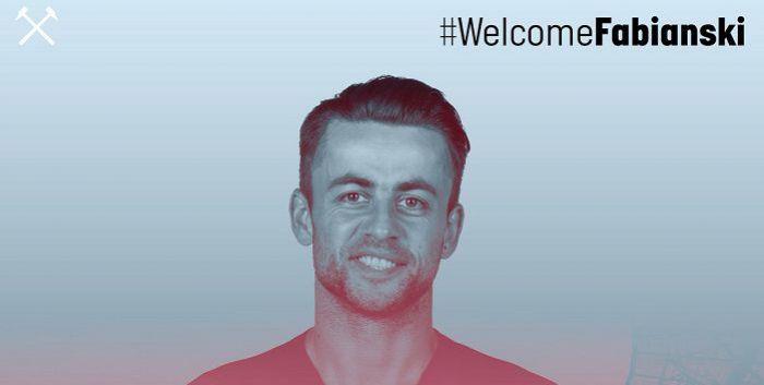 Transfer Łukasza Fabiańskiego potwierdzony. Bramkarz zagra w West Ham United