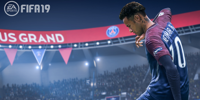 UEFA CHAMPIONS LEAGUE TRAFI DO GRY EA SPORTS FIFA 19
