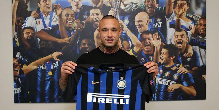 Oficjalnie: Hit transferowy w Serie A. Radja Nainggolan trafił z Romy do Interu!