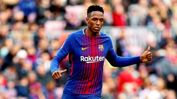Bohater Mundialu odejdzie z Barcelony? Yerry Mina może zagrać w Premier League