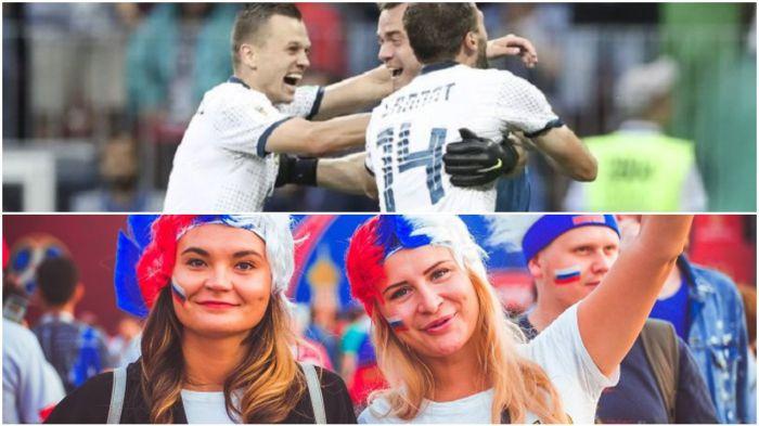 Kto dołączy do Francji i Belgii? Cała Rosja czeka na kolejny wybuch radości