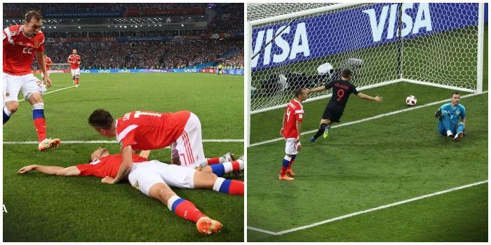 Chorwacja zagra z Anglią o finał. Vatreni po morderczej walce przerwali piękny sen Rosjan!