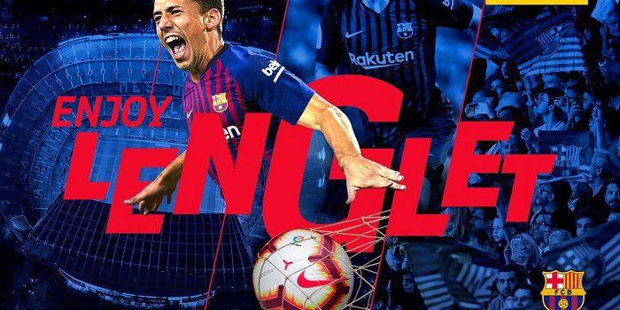 Barcelona przedstawiła nowego piłkarza i ogłosiła kolejny transfer!