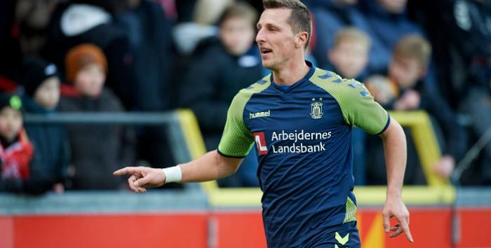 Kamil Wilczek strzelił piękne gole. Drugie trafienie zachwyci nawet najbardziej wybrednych kibiców