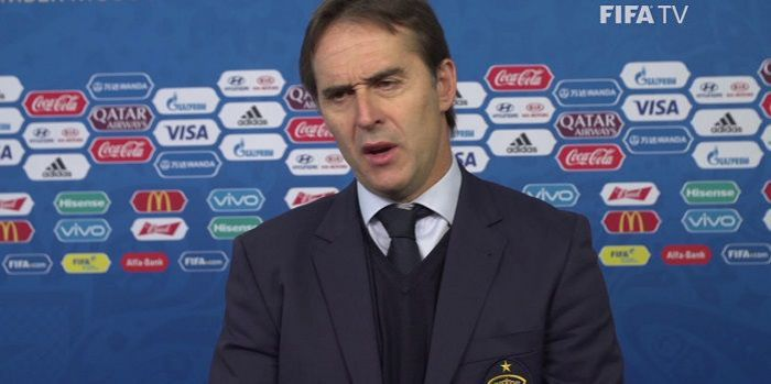 Lopetegui popracuje w Madrycie do końca sezonu. Perez znalazł następcę Hiszpana