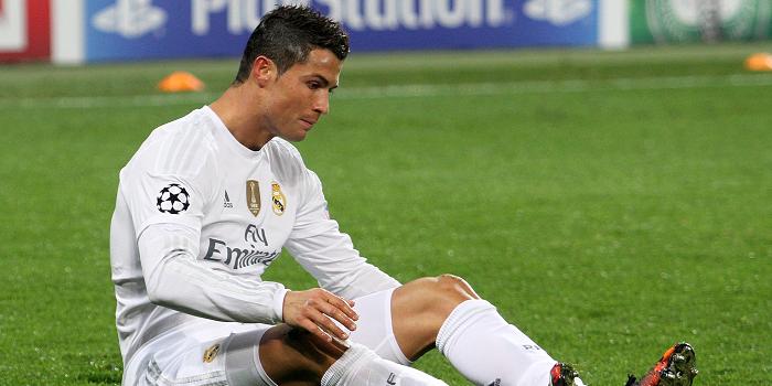 Policja nie będzie musiała sięgać po radykalne środki. Ronaldo idzie na współpracę