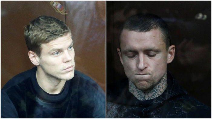 Kokorin i Mamajew już skazani. Zamiast treningów i meczów świat przez małe okienko w celi!