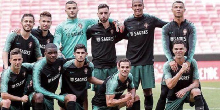 Portugalczycy odkryli karty. Bez Ronaldo, ale jest się czego bać