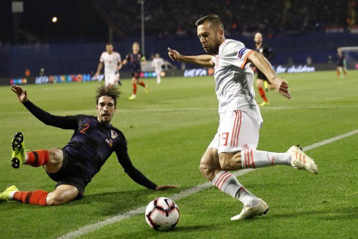 Chorwacji wzięli rewanż za 0:6 i jeszcze mogą wygrać grupę! Hiszpanie już nic nie mogą poza... liczeniem na remis