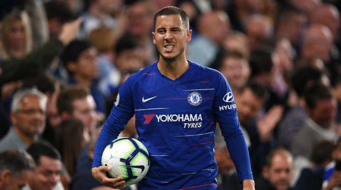 Kibice Chelsea zaniepokojeni. Eden Hazard mówi otwarcie o odejściu z klubu