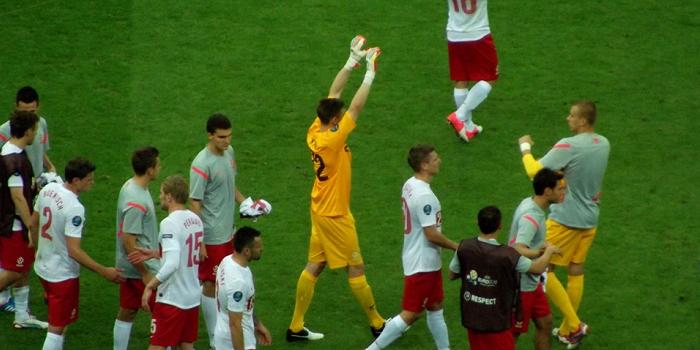 Polacy na minus 5 punktów, ale w rankingu FIFA w sumie o jedną pozycję wyżej