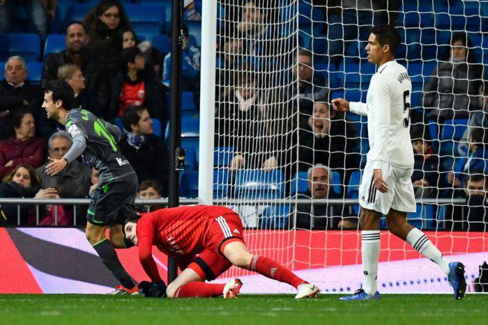 Klęska Realu Madryt! To już 6. porażka w sezonie. Ekipa wyjazdowa zdobyła Estadio Santiago Bernabeu