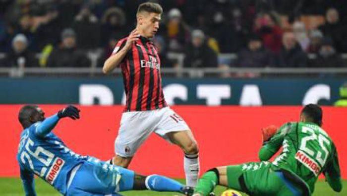 Gennaro Gatuso podjął decyzję odnośnie występu Krzysztofa Piątka w niedzielnym meczu z Cagliari