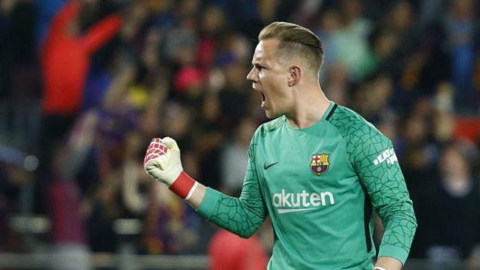 Blaugrana traci punkty w Bilbao, Real coraz bliżej Barcelony w ligowej tabeli. Fantastyczny Marc-Andre ter Stegen ( Video)