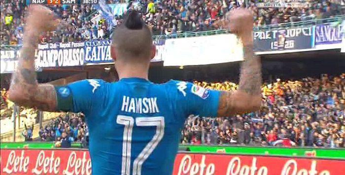 Napoli wybrało następcę Hamsika!