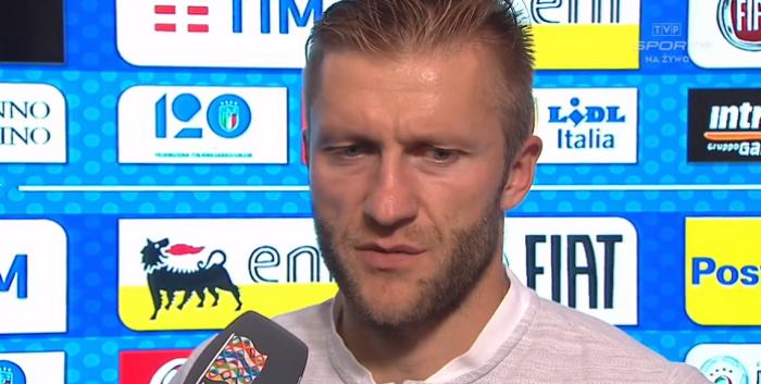 Błaszczykowski po meczu z Górnikiem Zabrze: