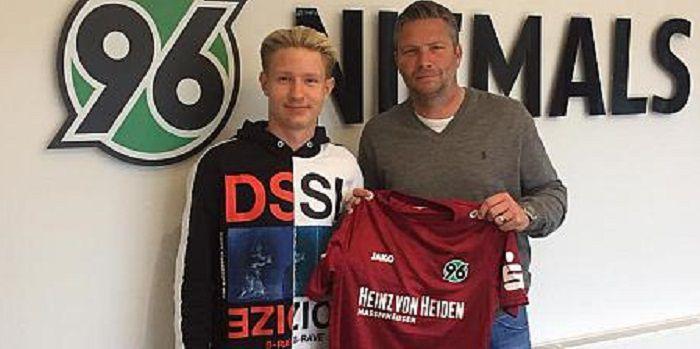 Młodzieżowy reprezentant Polski zmienił klub w Niemczech