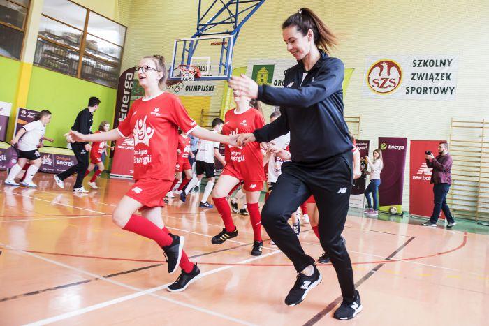 """Izabela Bełcik: """"Drużyna Energii to zgrany team"""""""