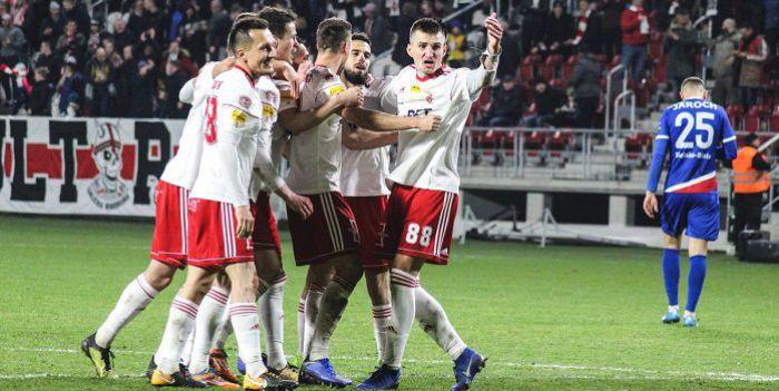 Pierwsze wzmocnienie beniaminka Lotto Ekstraklasy