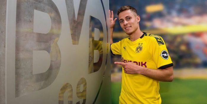 Hazard zagra w Borussii Dortmund. Thorgan podpisał umowę z wicemistrzem Niemiec