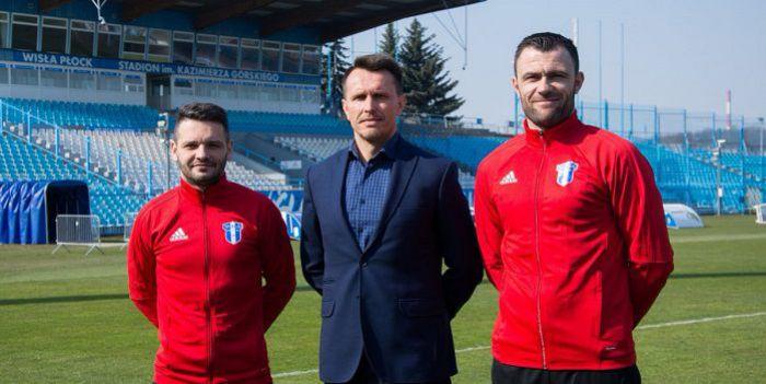Leszek Ojrzyński zostaje w Wiśle Płock na dłużej.