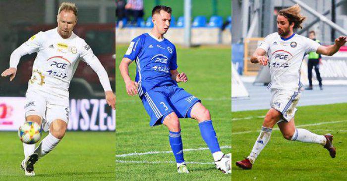 Trzej piłkarze opuścili Stal Mielec. Doświadczeni obrońcy i napastnik do  wzięcia