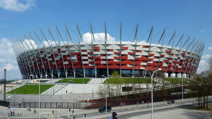 Mecz eliminacji Euro 2020 Polska-Izrael odbędzie się przy otwartym dachu
